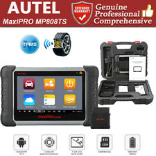 Autel MP808TS OBD2 Scanner Automotive Diagnostic Tool Car TPMS Reset Programming