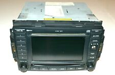 2005-2007 Chrysler Dodge Jeep Navigation Nav GPS Radio Head Unit 6 CD Player OEM