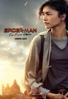 Timothée Chalamet v2 Dune 2021 Movie Poster Zendaya - Rebecca Ferguson 24x36