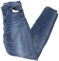 American Eagle Hi Rise Jegging Super Super Stretch X Jeans Size 10 Long