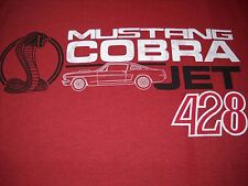 Ford Mustang Cobra Jet 428 T-Shirt Small -  NEW w/ Tags
