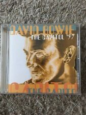 David Bowie The Capitol '97 CD