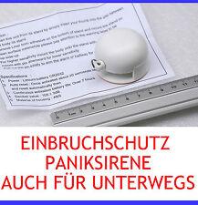 Einbruchschutz vibración alarma para ventana puertas protéjase! artículo nuevo