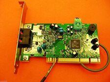 Dell Dimension 2350 Desktop 8W112 08W112  56K PCI FAX MODEM Internal