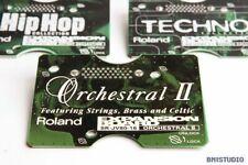 Roland SR-JV80-16 Orchestral II Expansion Boardfor JV 1080 / 2080 / 3080 / etc