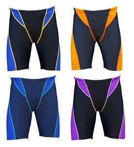 Acclaim Nanjing Hombre Compresiva Natación Jammer Nadadores Nylon Licra Calzones