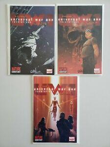 Universal War One Revelations 1 2 3 Denis Bajram Soleil Set Series Run Lot Of 3