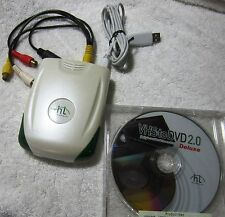 Honestech VHS to DVD 2.0 Deluxe