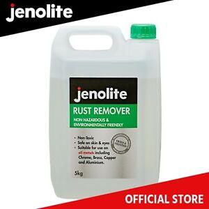 Jenolite Non-Hazardous Rust Remover - 5L, Environmentally Friendly