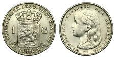 Netherlands - 1 Gulden 1897