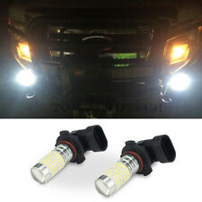 2800lm 144x SMD 9140 9145 LED Fog Light bulb White For Ford F-150 F-250 F-350 D