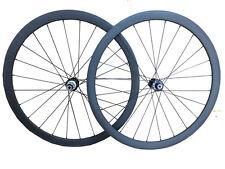 Disc Brake 38mm depth Clincher carbon bike road Cyclocross 23mm Width wheelset