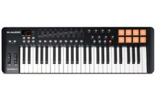 M-Audio Oxygen 49 Mk4 - 49-Key MIDI USB Keyboard + Ableton Live Lite