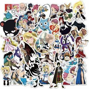 Fairy Tail Sticker - 50 Pcs