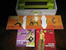 work out acreses tools shakes weights zumba fitness total body guide4fitnessDVDs