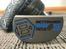 Bettinardi Studio Stock #3 Golf Putter - 34 inches