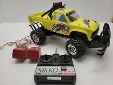 NIKKO SCORPION II RADIO CONTROL MONSTER TRUCK 1:10 RDC-10997A