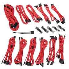 BitFenix Alchemy 2.0 PSU Cable Kit BQT-Series SP - Red
