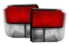 Rückleuchten Set in Rot Weiß Klarglas für VW T4 BUS MULTIVAN Heckleuchten