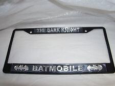 Batman License Plate Frame Brand New!