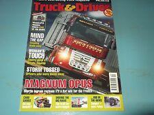 Truck & Driver Magazine Apr 2008