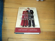 Rich Brother Rich Sister Robert Kiyosaki Emi Two Paths To God, Money & Happiness