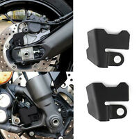 Front + Rear ABS Sensor Guard Cover for Yamaha FJ-09 Tracer 900 / 900GT 15-19 A3