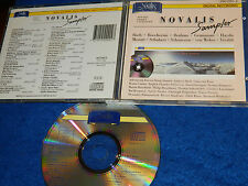 CD Novalis Classical Music Sampler RACINE preston KOOPMAN geminiani BERN weber
