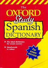 The Oxford Study Spanish Dictionary (Paperback)