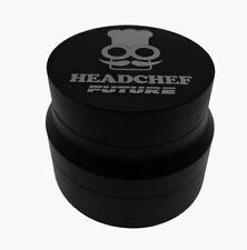 More details for headchef future herb grinder metal aluminium grinder 62mm crusher