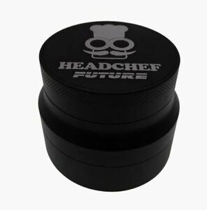 Headchef Future Herb Grinder Metal Aluminium Grinder 62mm Crusher