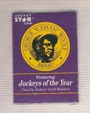 1992 Star Jockey Factory Sealed Set Scarce