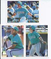 1994 Fleer Florida Marlins Team Set