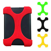 "Portable 2.5"" Silicone Case Hard Drive Disk Cover Protection Bag For Seagate"