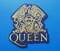 Queen Sew or Iron On Patch