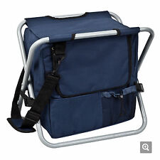 Portable Stool  Cooler Drink Bag Seat Camping Picnic Beach Chair 280 x 370 x 420
