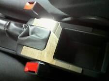 D Opel Astra H Chrom Blende für Mittelkonsole Handbremse aus poliertem Edelstahl