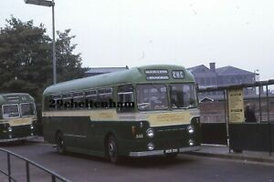 Bus slide 35mm- Aldershot & District MOR 581.