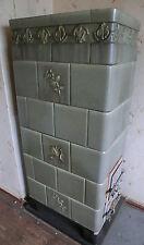 die Ofenkacheln von einem antiken Kachelofen Bauhaus Stil um 1930 SOMAG