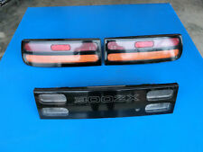 JDM 90-96 Nissan Fairlady Z32 300Z GT VG30 Turbo Rear Taillights Lamps OEM Pairs