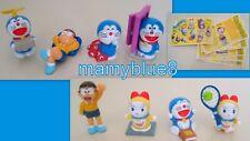 Kinder Italia  2014 Set Completo Doraemon + Tutte le cartine SORPRESINE