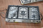 """Dacor DCT365SNG 36"""" Stainless 5 Burner Gas Built In Cooktop NOB #25023 MAD photo"""