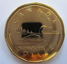 1992 CANADA $1 LOONIE SPECIMEN DOLLAR COIN