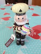 2003 Kurt Adler Hershey Collectible Easter Egg Painter Official Licensed New Tag