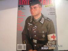 *** Militaria Magazine N°56 Les waves de l'US Navy 1942 1945