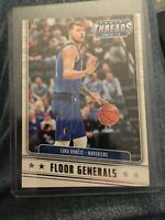 LUKA DONCIC RC 2018-19 PANINI THREADS FLOOR GENERALS ROOKIE CARD +a FREE One
