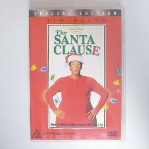 The Santa Clause DVD Region 4 PAL Free Postage - Comedy Christmas
