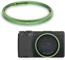 RICOH GR GRII Lens Ring GREEN ORIGINAL