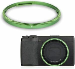 RICOH GR GRII Lens Ring GREEN ORIGINAL