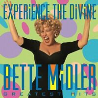 BETTE MIDLER-EXPERIENCE THE DIVINE BETTE MIDLER GREATEST HITS-JAPAN SHM-CD